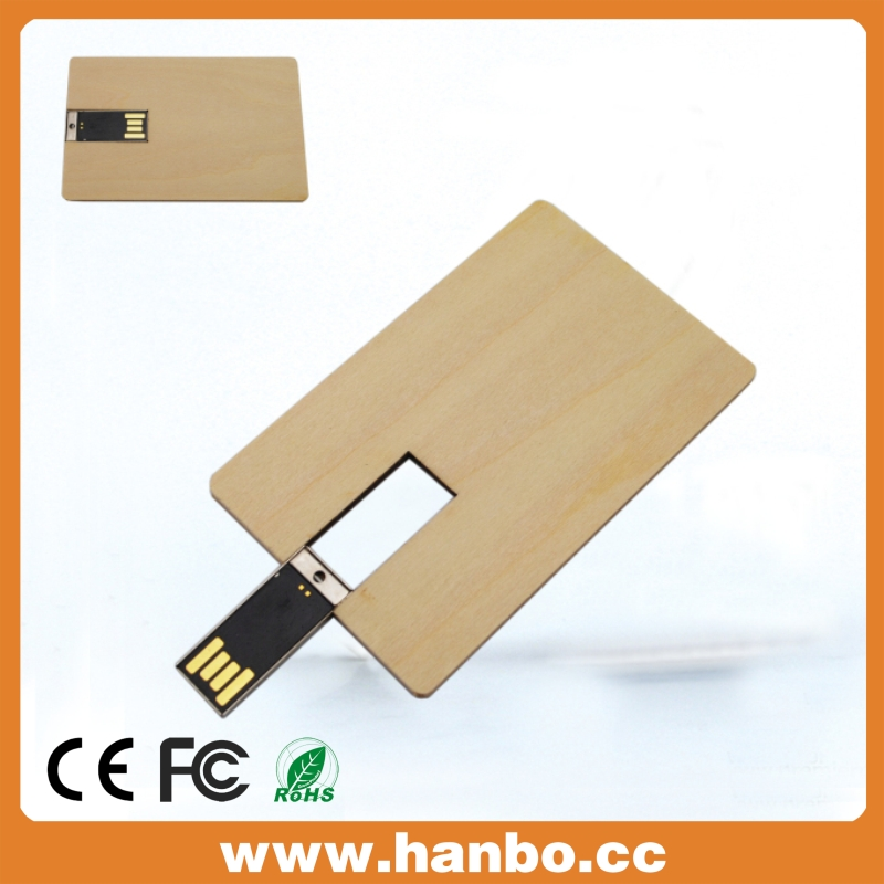 credit card usb pen drive double side free logo print computer accessories