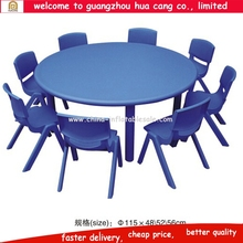 Hot cheap kids plastic table and chair sets children study desk and chair sets for kindergarten