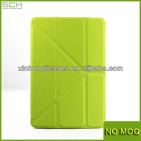 For ipad mini smart leather case, for ipad mini slim leather case cover