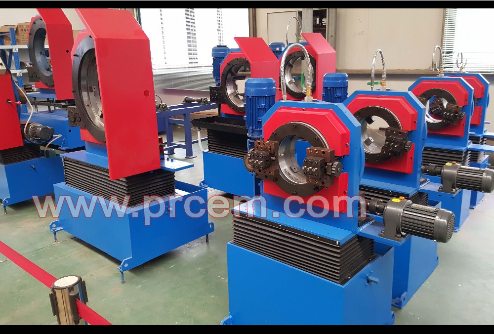 pipe cutting beveling machine for portable