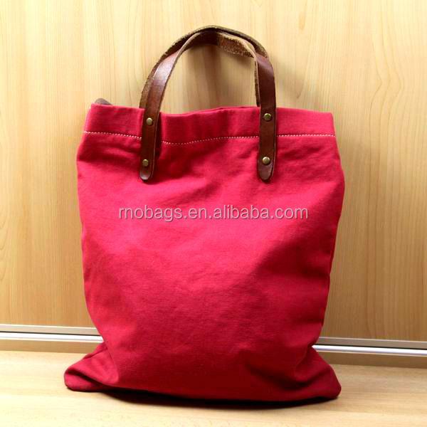 high quality cotton canvas  tote hand bag (2).jpg