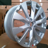 17 inches suv car replica wheel rims 5x100
