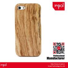 New products premium customized wooden case for iphone 5 accessories by Shenzhen manufacturer
