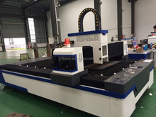 400W 500W 1KW 2KW Fiber Laser Cutting Machine for Sheet Metal