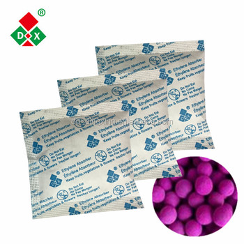 Fruit and Vegetable Ethylene Ripenig Sachet