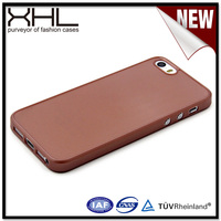blank case with groove for adding leather and customized decoration for iphone 6s case, for Iphone5 se case