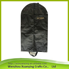 High Quality cheap nonwoven suit cover non woven garment bag