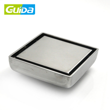 Stainless Steel Water Strainer Cast Iron Storm Drain Cover