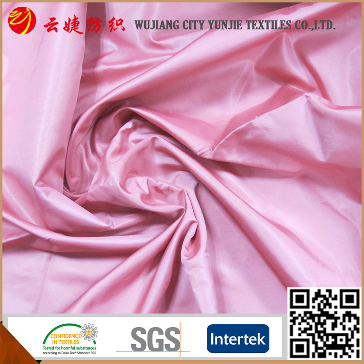 Custom Printed eco-friendly taffeta fabric