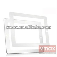 VmaxView 100% Bubble Free Anti-Glare Screen Protector for iPad2 / the New iPad(for white)