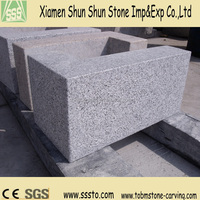 Popular Bush Hammered Granite G603 Quoin Corner
