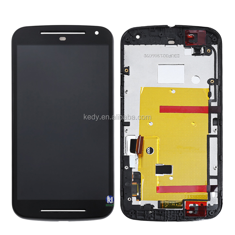 original new brand for moto g2 lcd the glass screen lcd display moto g 2