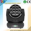 Beam Movers RGBW 4in1 /Led Moving Head 12*10W / Led stage lighting