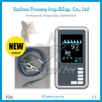 FDA&CE Handheld Pulse Oximeter,SPO2 & ECG function Health Medical Oxygen Saturation Monitor