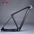 China 29 carbon mtb mountain bike frame customized painting available