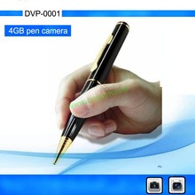 mini Digital webcam pen dvr Concealed Pen dvr Hidden HD Covert Camera HZ DVP-001