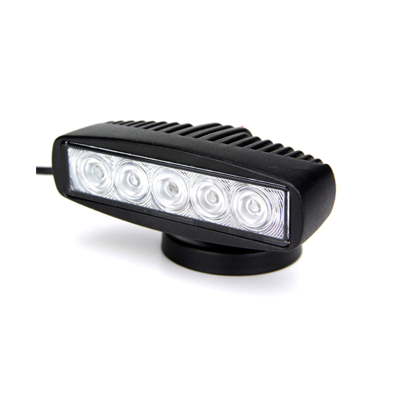 Mini cooper led light bar 15w Off Road LED Work Light Bar Flood Beam Truck 4x4