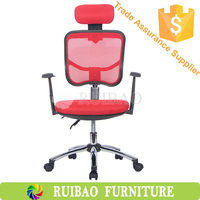 High Back Hot Sell Professional Mesh Foldable Computer Chair for office staff