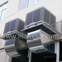 Single newest pp shell movable cooler no compressor cooler