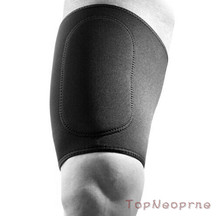 Neoprene Adjustable Thigh Wrap Compression Sleeves Thigh Support Hamstring Compression Wrap
