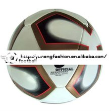 new style design foumous brand soccer ball for match, training