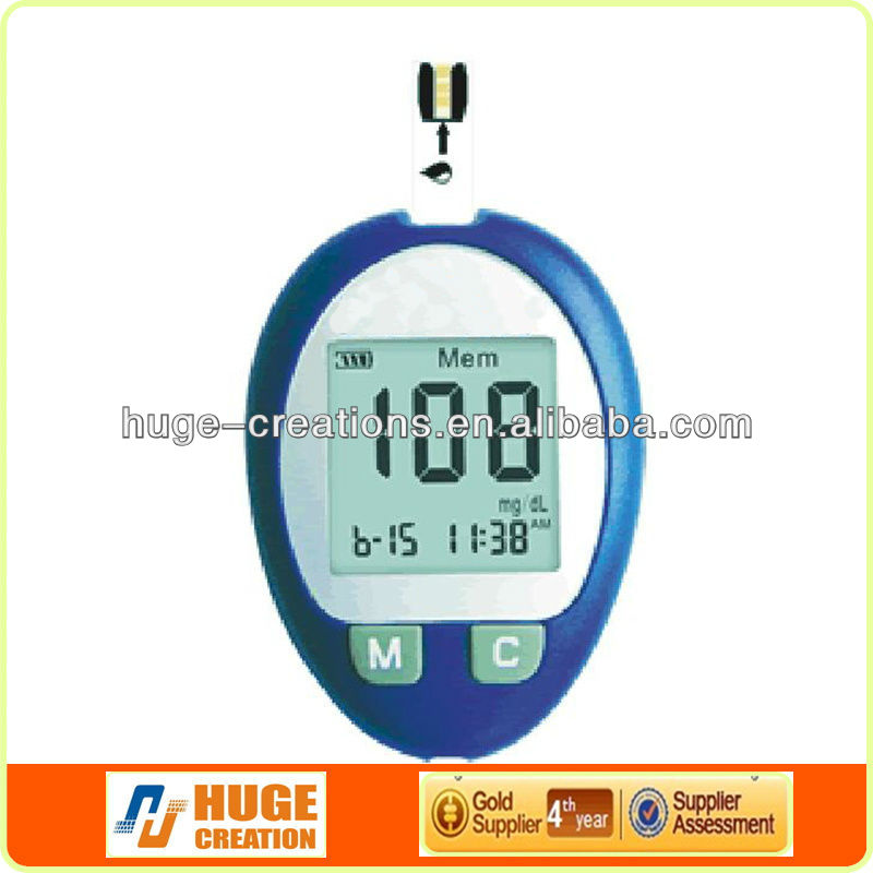 2016 Hot Selling HC-2808 Blood Glucose Monitor