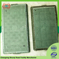 Fashion style electrical manhole covers for sale
