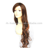 cheap heat resistant fiber lace front synthetic wigs with baby hair