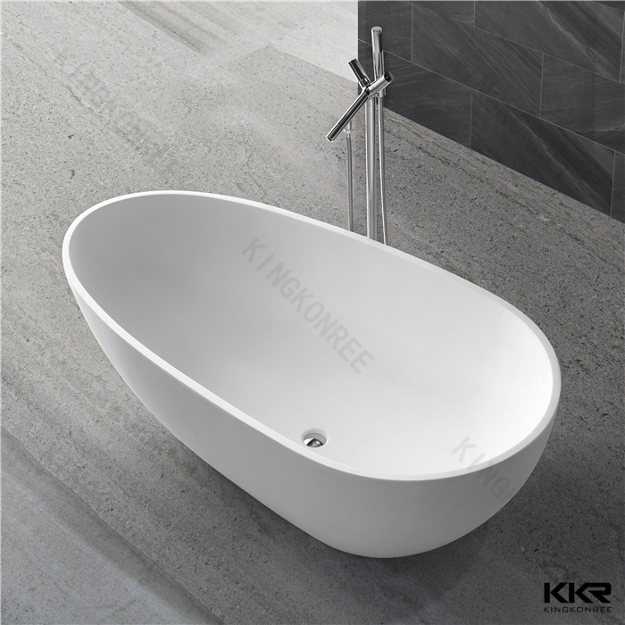 custom size bathtubs polyester stone shower bathing