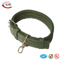 manufactory custom chain collar dog prices wholesale