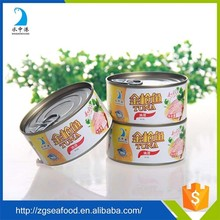 Supply Canned fish manufacture wholesale tuna can
