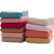 Wujiang Wholesale 100% Microfiber Meter Price Peach Skin Fabric In Rolls For Hometextile