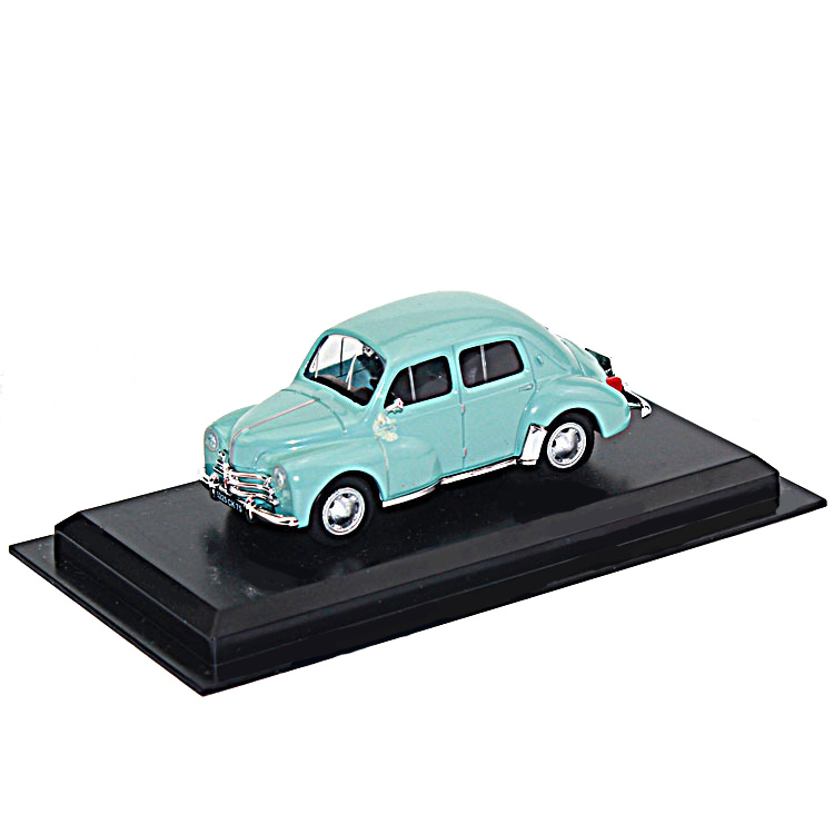 Factory price blue custom scale model car Exported to Worldwide