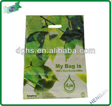 Oxo Bio-degradable plastic Bags /D2W Bio-degradable Bags /OXO bags