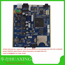 AHD 3G GPS mobile dvr/NVR motherboards 4CH H.264 MDVR mian boards