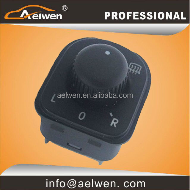 Aelwen Auto Switch 5ND 959 565 Mirror Switch 1K0 959 565K For VW Glof A6 Tiguan Sagitar Magotan
