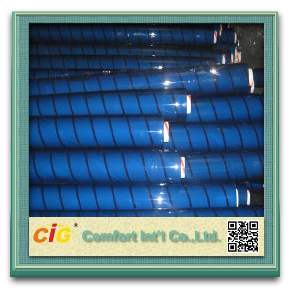 Hot-selling PVC Transparent Film by Roll