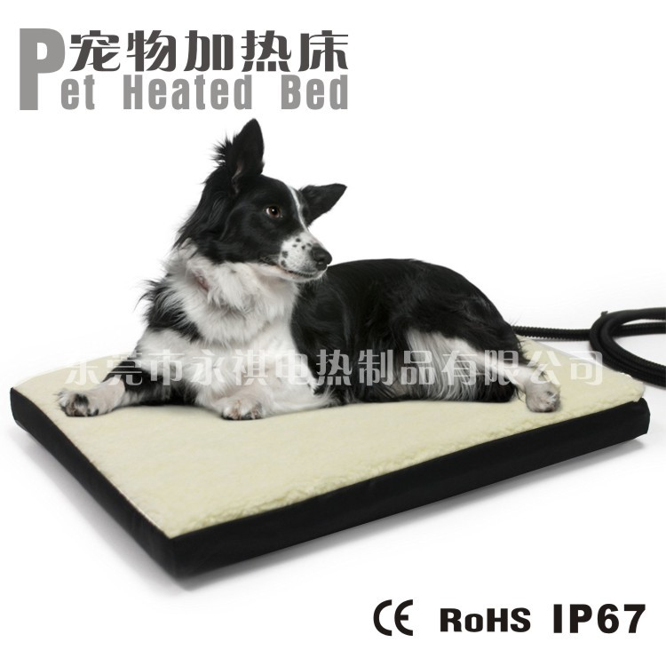 Popular in USA Luxury Memory Foam Pet Bed, Dog Bed, Cat bed with heating