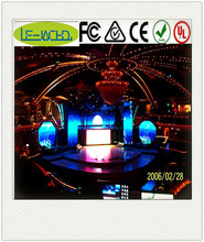 p4 cabinet outdoor stage wall-mounted indoor p10 full color led display