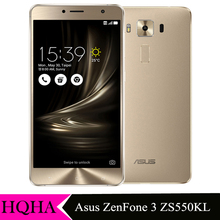 "Asus Zenfone 3 Deluxe ZS550KL 4G Mobile Phone 5.5"" Qualcomm Octa Core 4G RAM 64GB ROM Android 6.0 Fingerprint 16.0MP Smartphone"