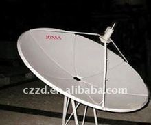 6 feet and 8 feet satellite dish antenna