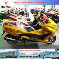 Hot sale in America HOYUN T9 HY150T-NT Racing Scooter motorcycle
