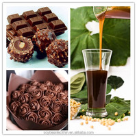 chocolate additives manufacturer soy beans lecithin