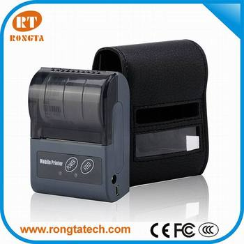 Rongta portable RS232 thermal printer RPP02 with bluetooth