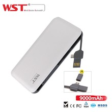 Most popular products 9000mAh universal super slim power bank