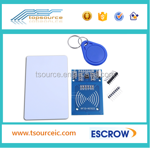 IC MFRC-522 RC522 RFID radio frequency IC card sensor module