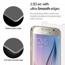 Mobile Phone Use diamond screen protecto For Samsung s6 s7 tempered glass screen protector/ For Samsung Galaxy s7 tempered glass
