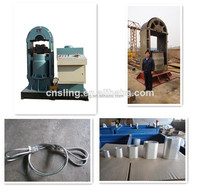 150tons Hydraulic Wire Rope Press Machine For Sale