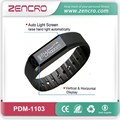 Newest 3D USB Android iOS Smart Bluetooth Bracelet Calorie Pedometer Watch
