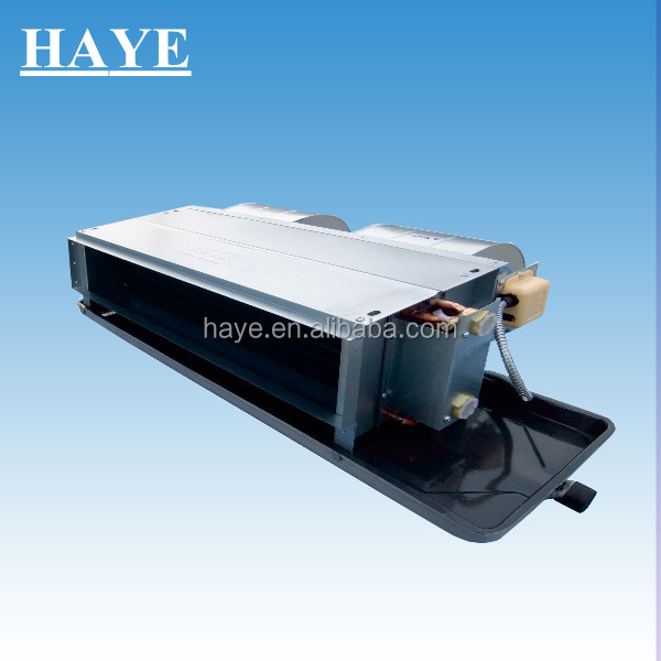 Ducted fan coil unit